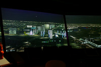 Future Flight Central's Air Traffic Control Tower simulator